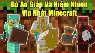 Nếu Noob Sở Hữu Bộ Áo Giáp Và Kiếm Khiên Vip Pro Trong Minecraft ** Noob Giải Cứu Công Chúa