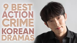 9 Best Action Crime Korean Dramas To Binge Watch [Ft HappySqueak]