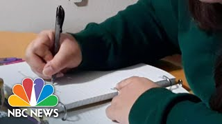New Report Adds To Debate Over Reopening Schools | NBC Nightly News