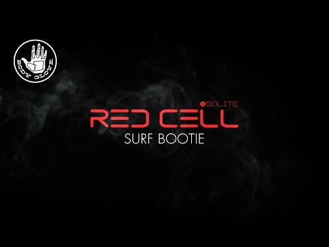 Red Cell Bootie