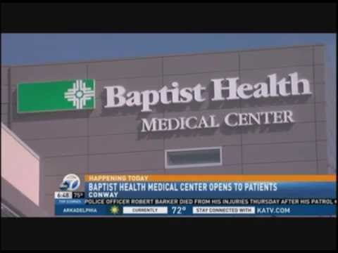 Baptist Health Medical Center-Conway is Now Open