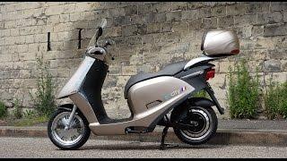 Essai vidéo scooter électrique Artelec 870 par Automoto