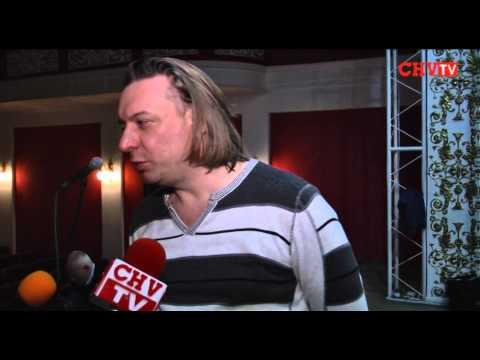 Інтерв'ю з керівником рок оркестру «Brevis» Геннадієм Фіськовим