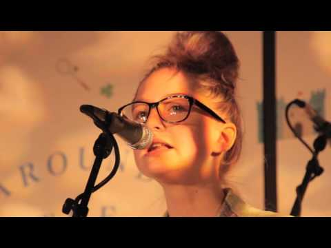Be Charlotte - Born To Be Wide talkshow EIBF 2015