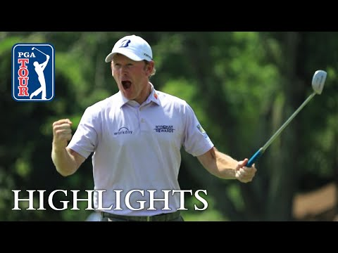 Every shot from Brandt Snedeker?s 59 at Wyndham 2018