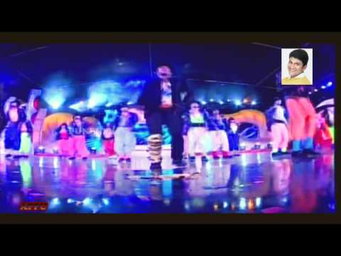 POWER STAR - PUNEETH's ROCKING DANCE PERFORMANCE IN SUVARNA AWARDS 2010 !!!