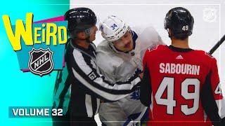 Back for Season 3!   Weird NHL Vol. 32