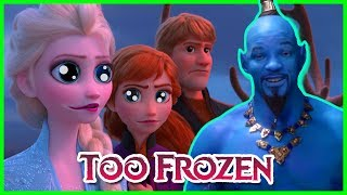 [YTP] Frozen 2 Trailer Craziness | Too Frozen