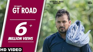 Gt Road – Veet Baljit