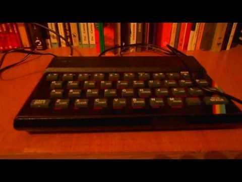 Sinclair ZX-Spectrum 48K como en los viejos tiempos