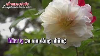 VANG LỜI TẠ ƠN - TKG - Kim Tử Long & Ngọc Huyền