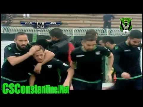 CSC 1 - JSS 0 : Le but du match
