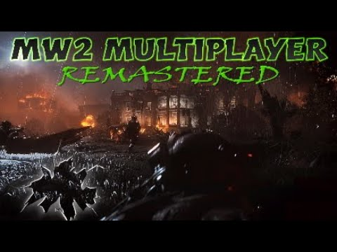 Modern Warfare 2 Multiplayer Remastered Possibly In 2021? An Objective Look   The Good & The Bad