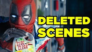 Deadpool 2 EXTENDED CUT All Deleted Scenes Explained! (Baby Hitler Scene)