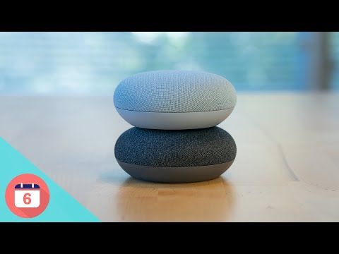 Google Nest Mini (2nd Generation) - What's New?