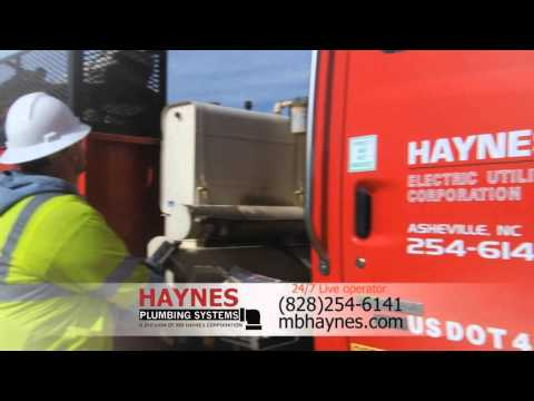 Haynes Plumbing Systems - Reliable and Professional Plumbing Contractors in Asheville, NC