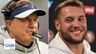 49ers or Patriots: Which team has the best defense in the NFL? | Will Cain Show