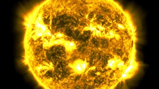 NASA shares 10-year timelapse of Sun..