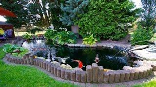 [ROYAL] _ Những mẫu hồ cá koi đẹp nhất