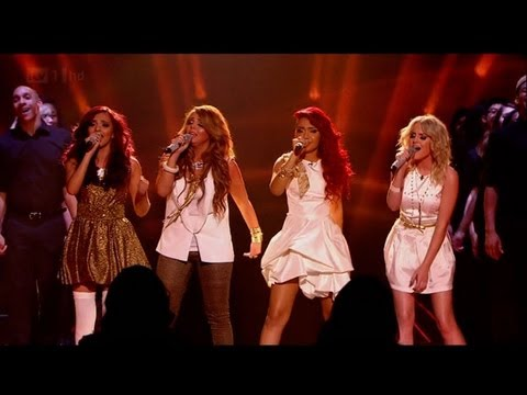 Could this be Little Mix's Winner's Single? - The X Factor 2011 Live Final (Full Version)