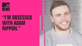 Gus Kenworthy on His Olympic Kiss, Britney Spears & Being Obsessed w/ Adam Rippon | MTV News