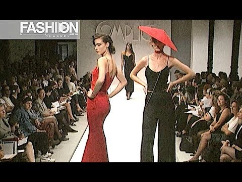 COMPLICE Spring Summer 1996 Milan - Fashion Channel