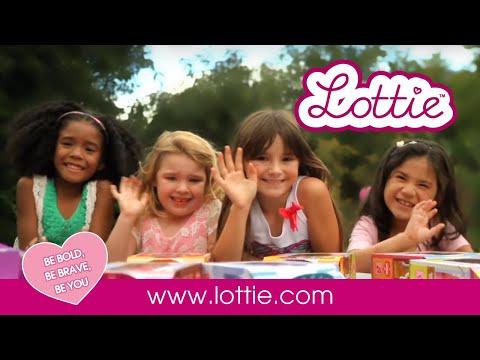 LOTTIE dolls video arklu