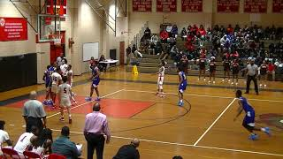 Wise vs Suitland  Boys  14 Jan 20  1st Quarter