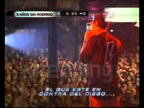 Rodrigo el Potro - Último Recital