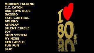 EuroDisco Hits 80's - Vol.4 (Modern Talking, C.C.Catch, Gazebo, Silent Circle, Joy ...)