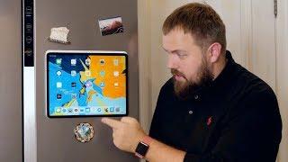 Распаковка Apple iPad Pro с Face ID за 153.000 рублей...