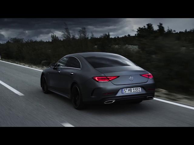 2017 洛杉磯車展:輕油電動力系統導入,全新第三代 Mercedes-Benz CLS 正式發表