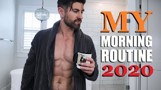 The BEST Men's Morning Routine! (Healthy Lifestyle Tips 2020)