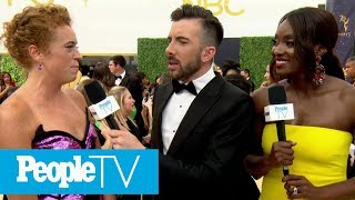 Michelle Wolf Wants To Apologize To Ann Dowd On The Emmys Red Carpet | Emmys 2018 | PeopleTV