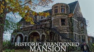 Historic Abandoned Mansion | Urban Exploring Ohio