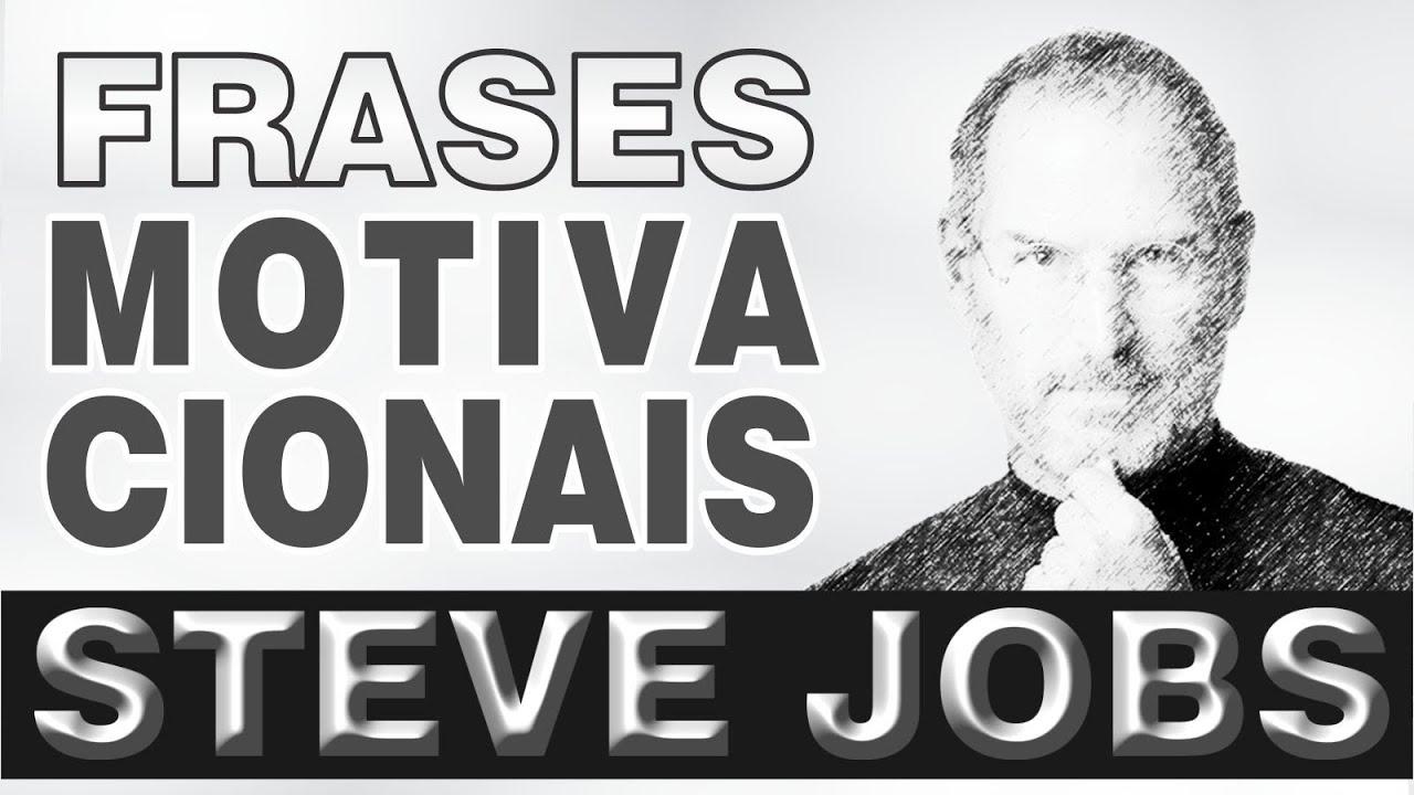 Frases De Trabalho Em Equipe: Frases Motivacionais Steve Jobs