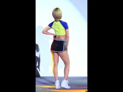 151112  AOA/에이오에이 짧은 치마/Miniskirt 초아/Choa 직캠/fancam @ 대구엑스코플레이더챌린지 by hoyasama