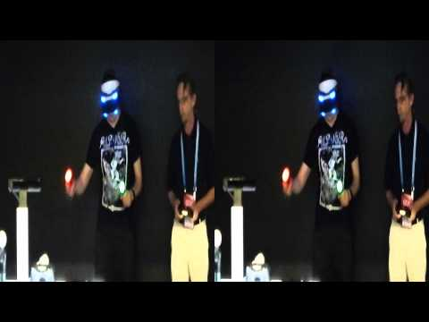 Morpheus VR Demo @ GDC2014 (YT3D:Enable=True)