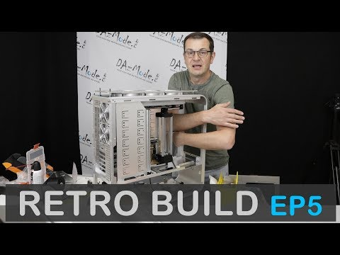 Retro Build - Ep5-A