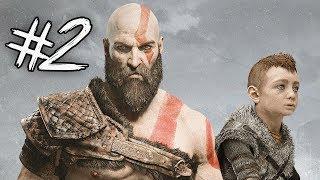 DẠY CON ĐÁNH NHAU ĐỔ MÁU, ÔNG BỐ CỦA NĂM LÀ ĐÂY - Cùng chơi God of War 4 | Phần 2