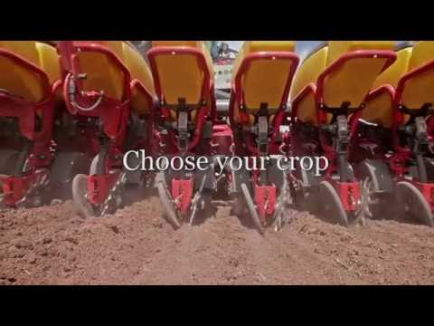 Tempo 12 Row Planter -  See It In Action