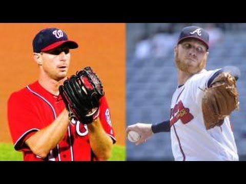 Atlanta Braves vs Washington Nationals