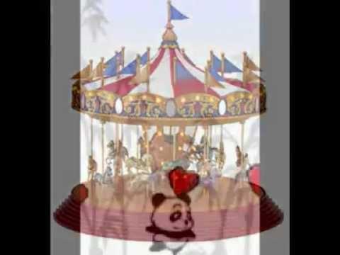 GIRA LA CALESITA -  Turn the carousel   por cris buscaglia lenz