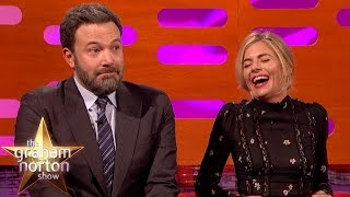 Ben Affleck Talks about Sex Scenes with Sienna Miller