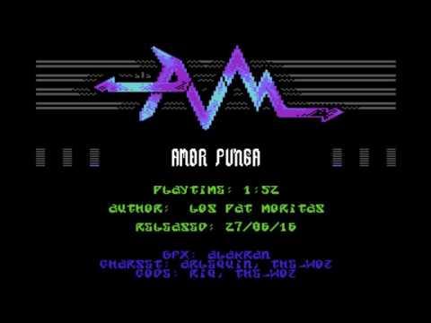 Los pat moritas - Amor Punga (C64 SID)