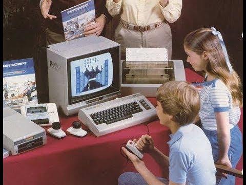 Commodoremanía chous - El asombroso viaje histórico commodoriano 1983, parte 3