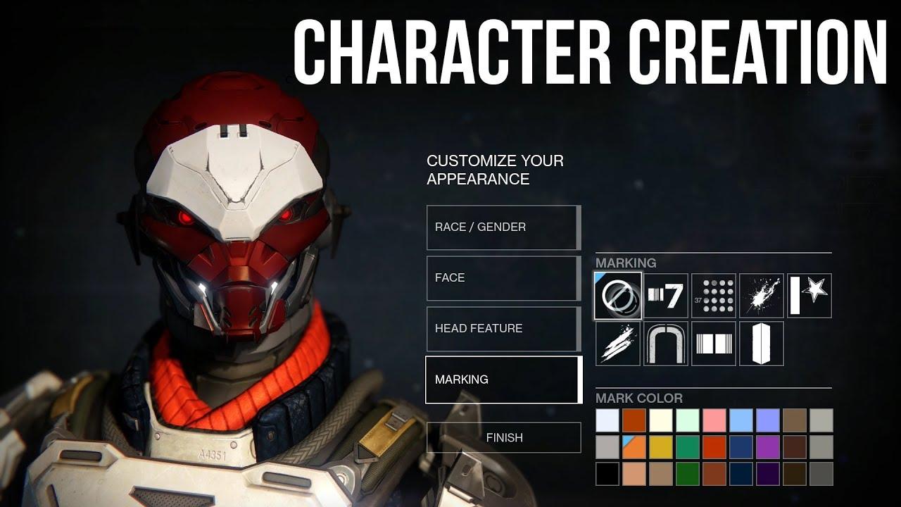destiny character creation - photo #26