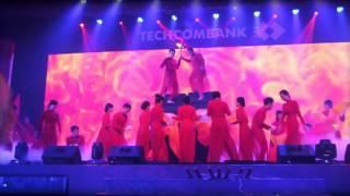 Techcombank R12 _ Tông kết năm 2015_ Thank You Party