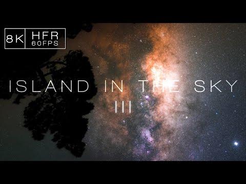 ISLAND IN THE SKY III   8K60