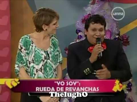 YO SOY LA REVANCHA - Juan Gabriel, El Zambo Cavero y Camilo Sesto [ En Amor Amor Amor ]